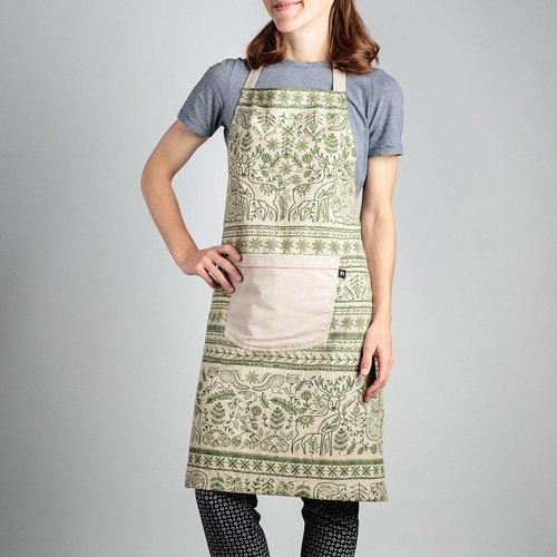 Nordic Forest Apron