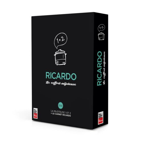 <i>Le coffret-mijoteuse RICARDO</i> (French Version)