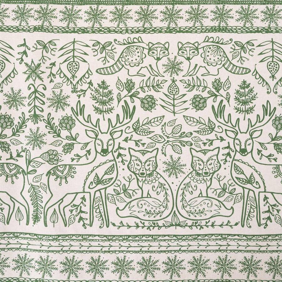 Nordic Forest Tablecloth - Photo 1