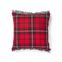 Red Checkered Cushion