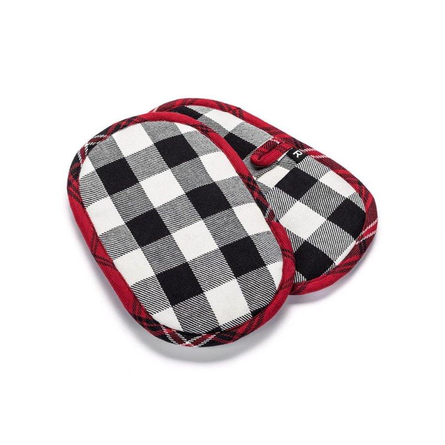 Black and White Checkered  Pot Holders - Photo 0