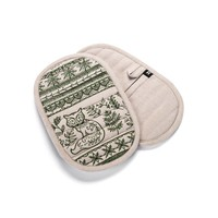 Nordic Forest Pot Holders
