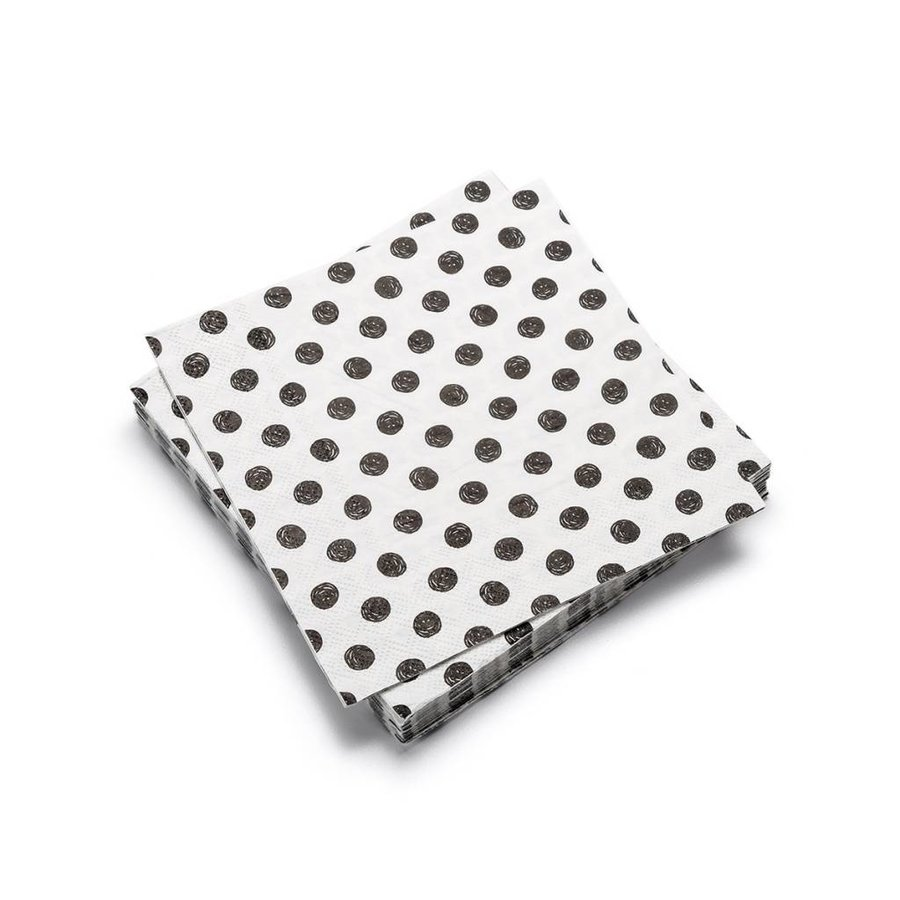 Polka Dot Paper Napkins - Photo 0