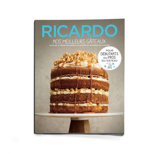 Bookazine «Nos meilleurs gâteaux»