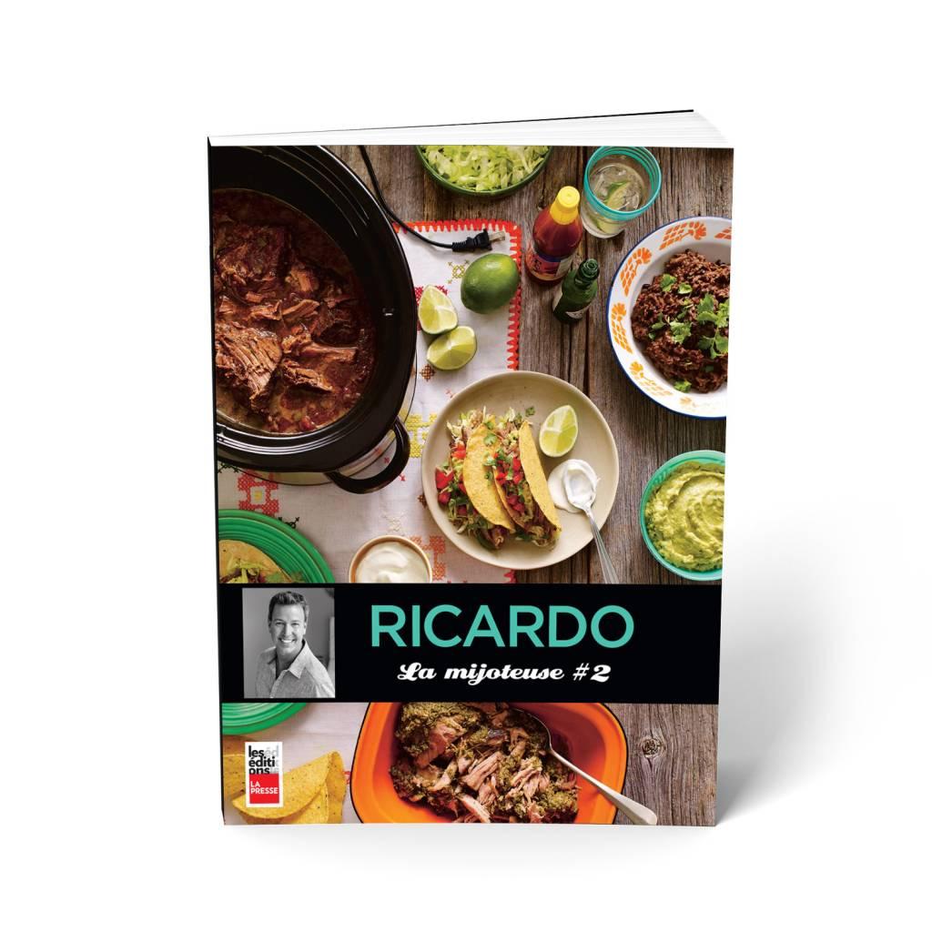 Le coffret mijoteuse ricardo boutique ricardo - Ricardo cuisine mijoteuse ...