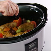 Digital Slow Cooker, 6 qt (5.4 L)