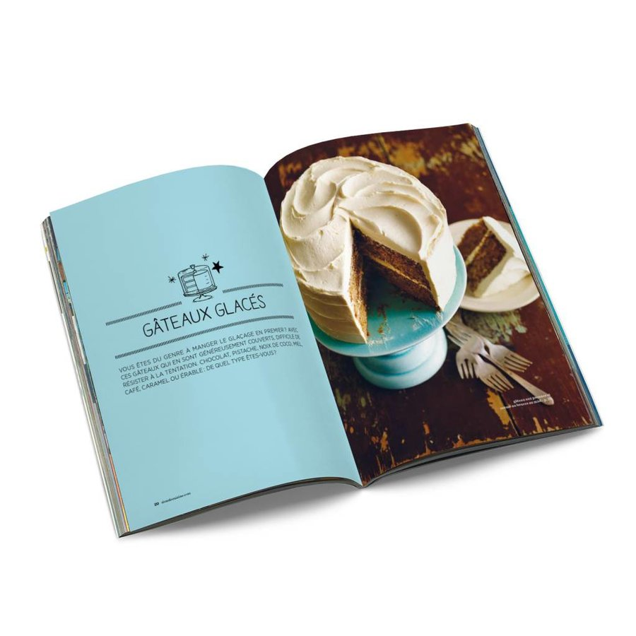 Bookazine <i>Nos meilleurs gâteaux</i> - Photo 1