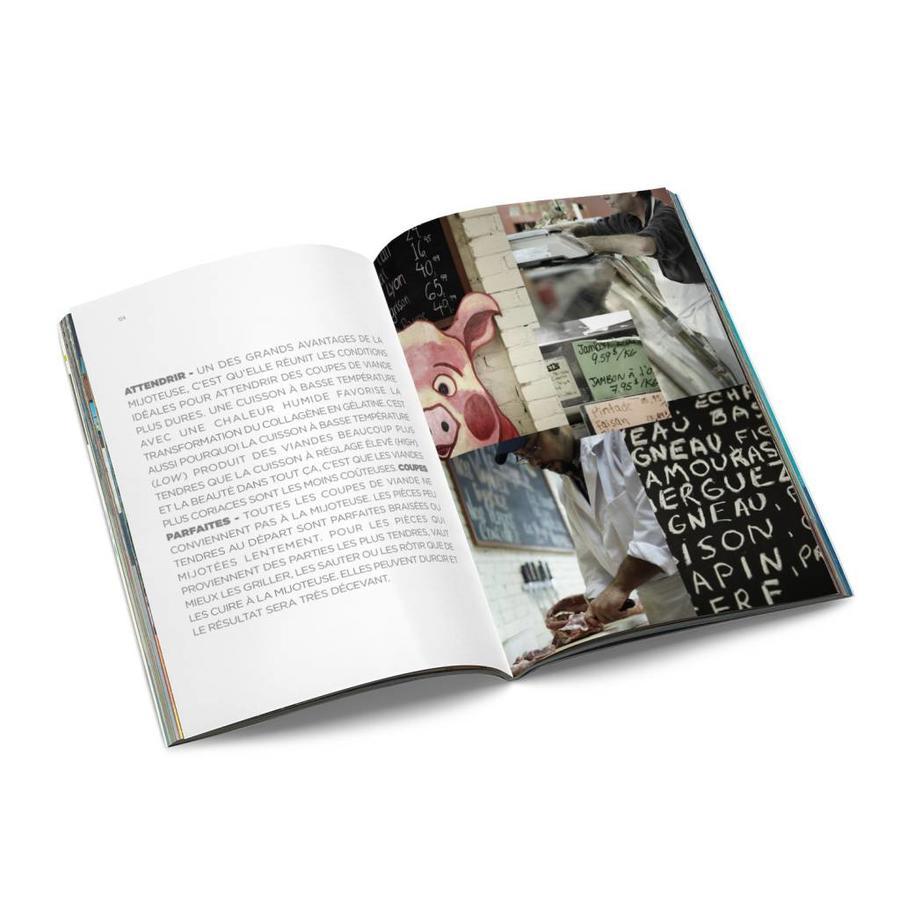 Livre <i>La mijoteuse</i> - Photo 4