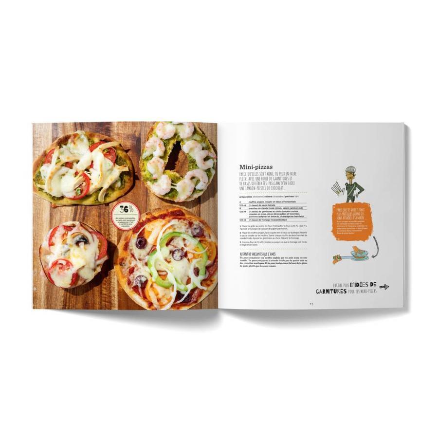 Livre <i>Mon premier livre de recettes RICARDO</i> - Photo 1