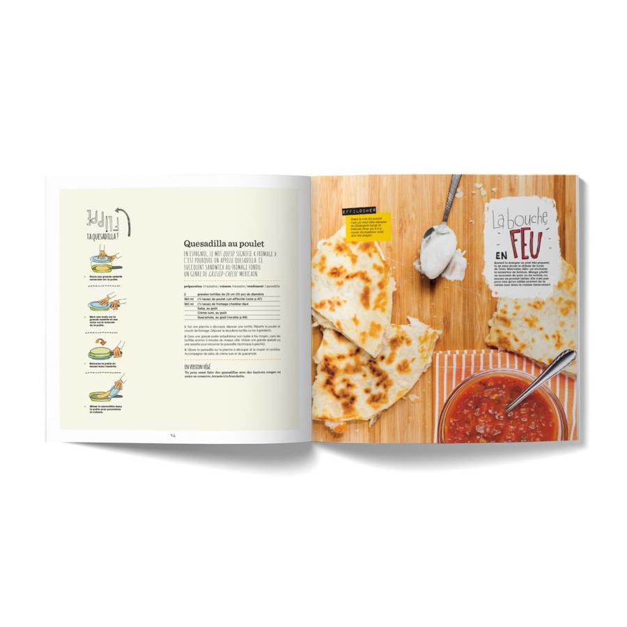 Livre <i>Mon premier livre de recettes RICARDO</i> - Photo 2
