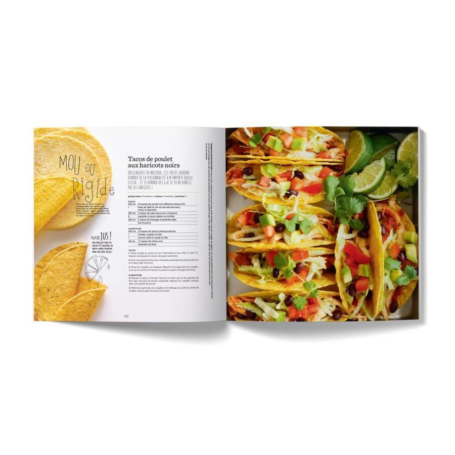 Livre <i>Mon premier livre de recettes RICARDO</i> - Photo 3