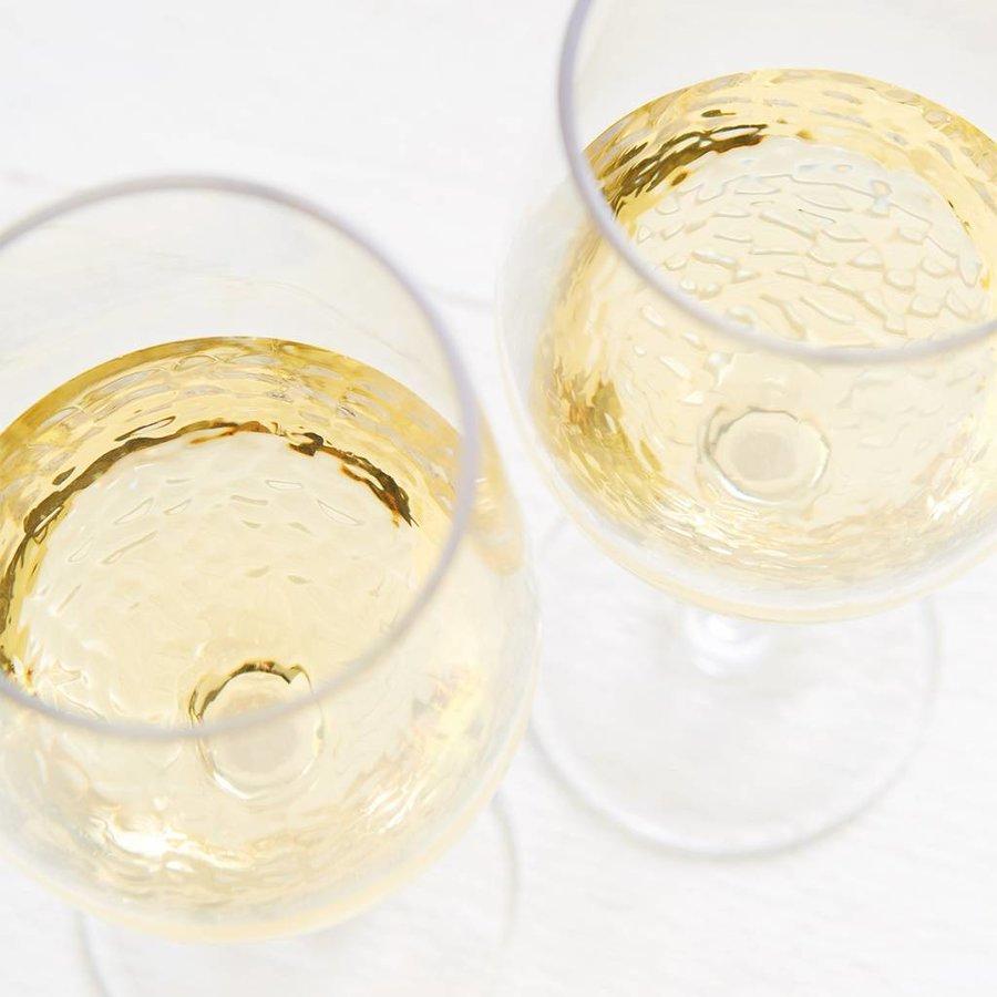 Ensemble de 4 verres à vin résistants aux chocs - Photo 1