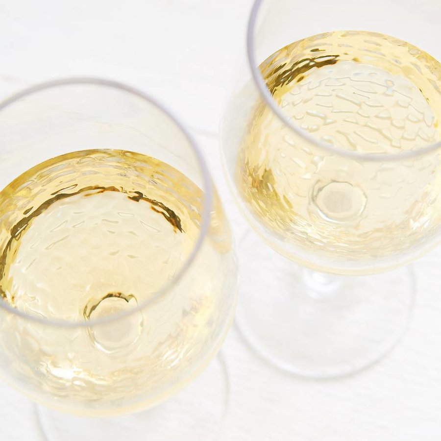 Set of 4 Shatter-resistant Wine Glasses - Photo 1