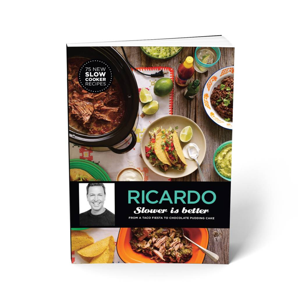 Slower is better 2 version anglaise boutique ricardo - Ustensiles de cuisine ricardo ...