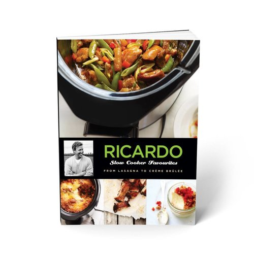 Livre <i>Slow Cooker Favourites</i> (version anglaise)