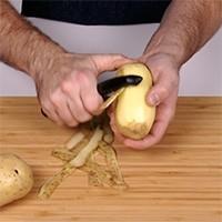 Straight handle Peeler