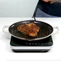 Enameled Grill Pan