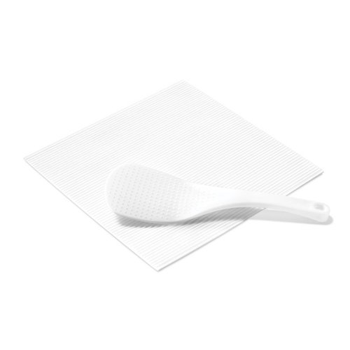 Ensemble de tapis à sushi et spatule à riz