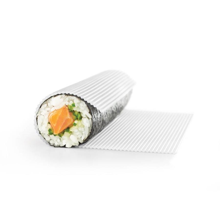 Sushi Mat and Rice Paddle Set - Photo 1