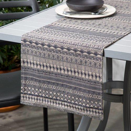 Chemin de table à motifs aztèques
