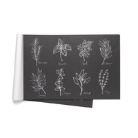 """Paper Placemats """"Fine herbs"""""""