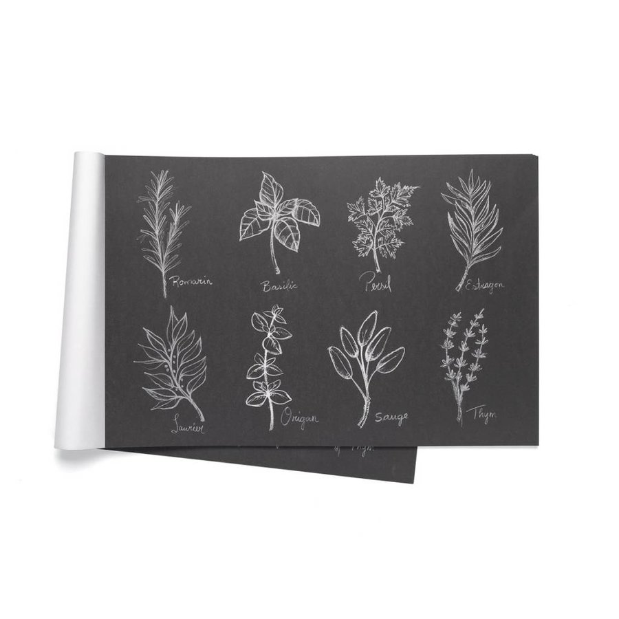 "Paper Placemats ""Fine herbs"" - Photo 0"