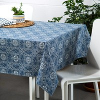 "Tablecloth ""Mediterranean Ceramics"""