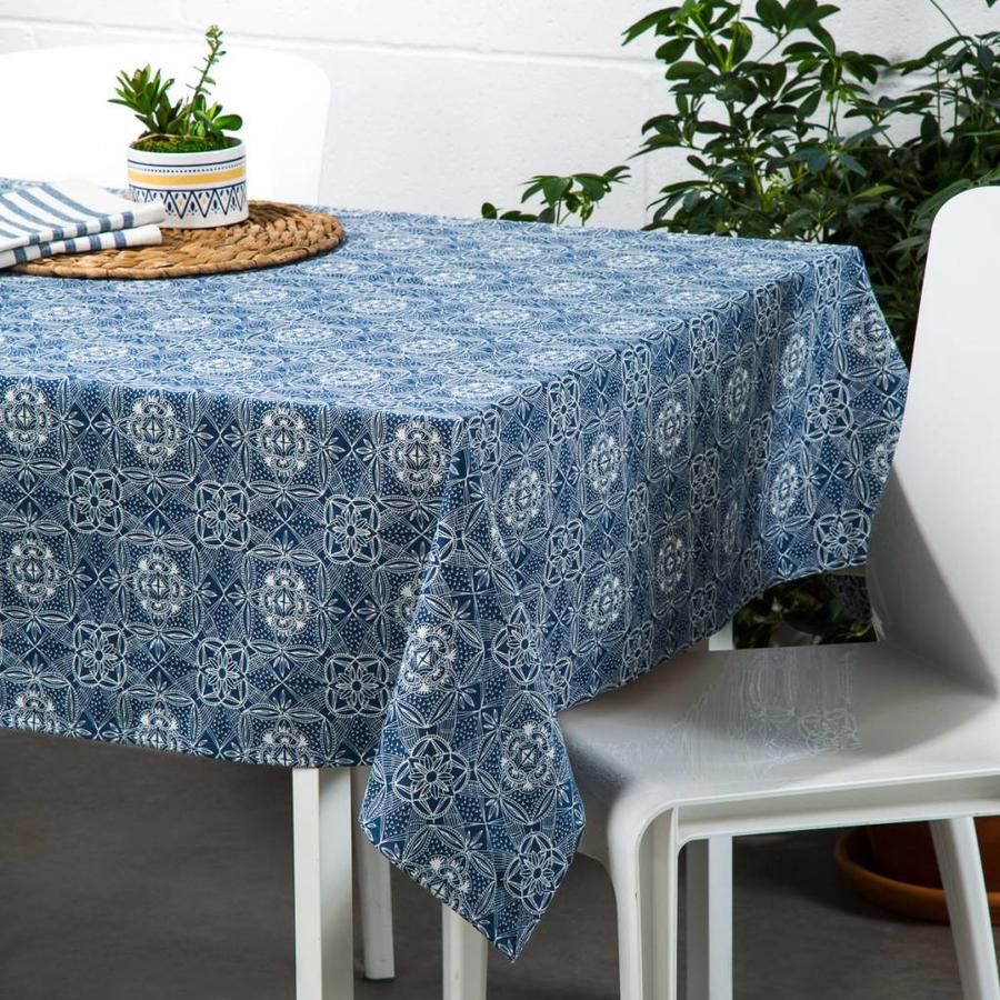 "Tablecloth ""Mediterranean Ceramics"" - Photo 0"