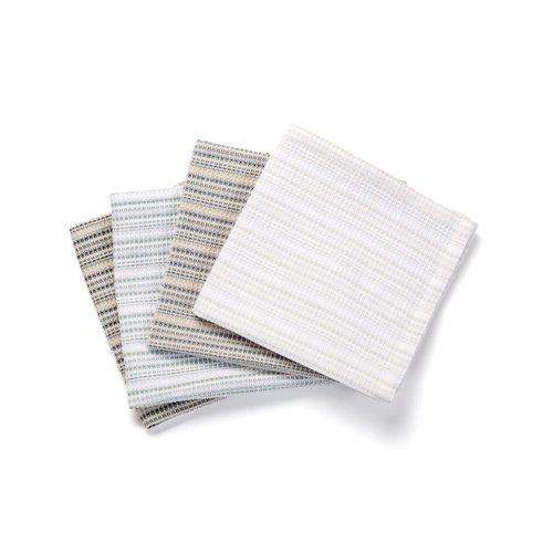 Striped Dishcloths Set