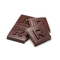 Large caramelized puffed quinoa dark chocolate bar, 100 g