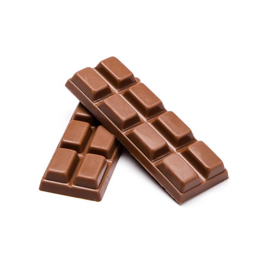Barre de chocolat au lait et caramel de 52 g - Photo 2