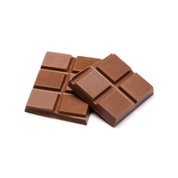 Small milk chocolate bar, 43 g