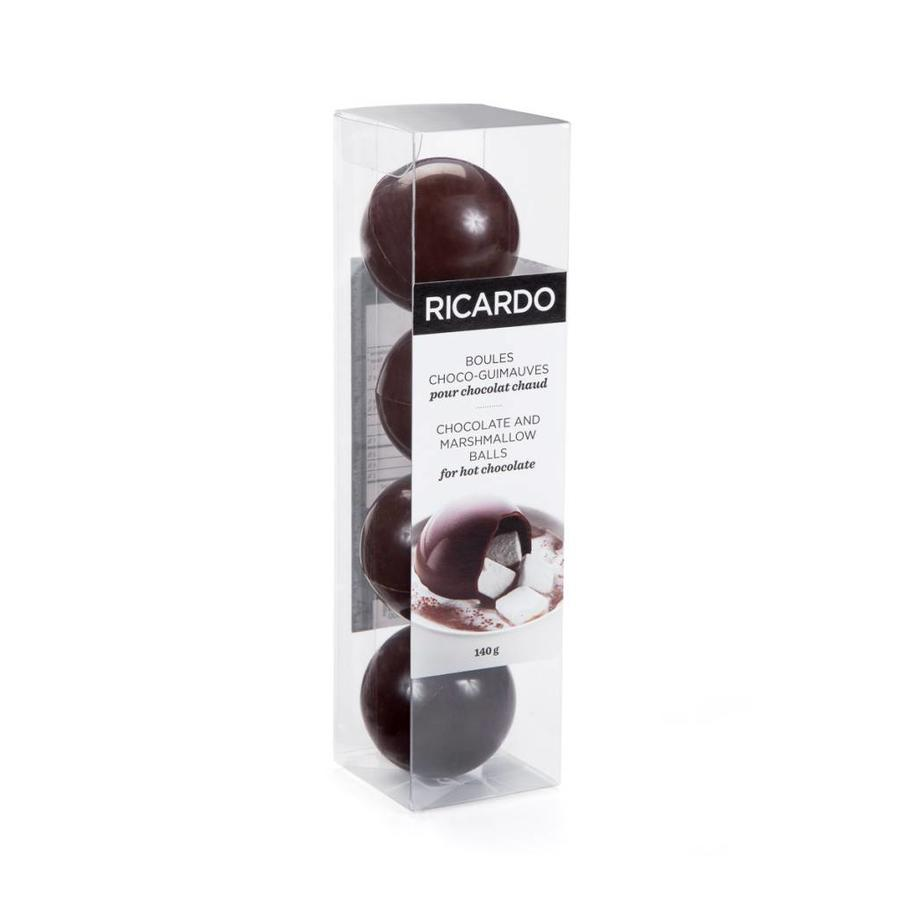 Boules choco-guimauves pour chocolat chaud (4) - Photo 2