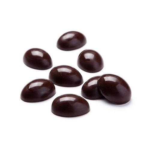 Dark chocolate mini Easter eggs