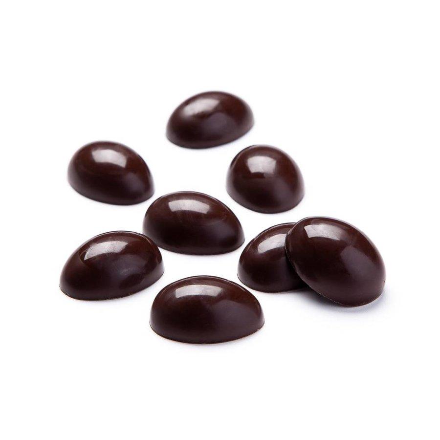 Dark chocolate mini Easter eggs, 50 g bag - Photo 0