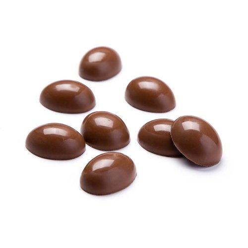 Milk chocolate mini Easter eggs