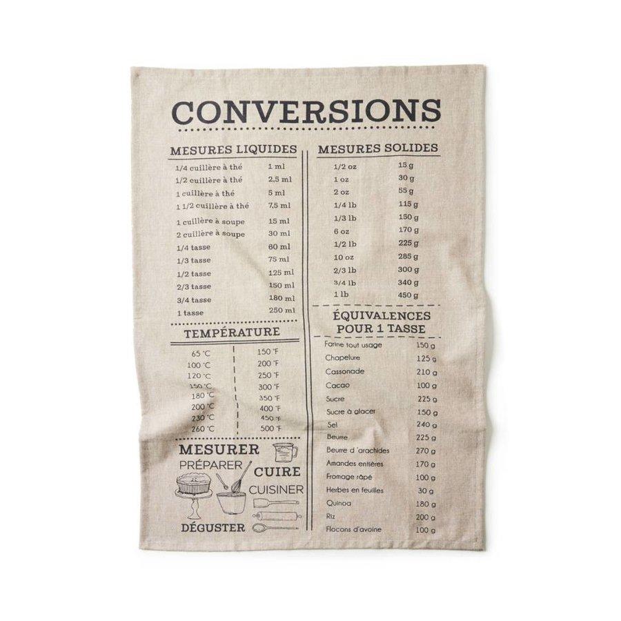 Linge « Conversion » - Photo 0