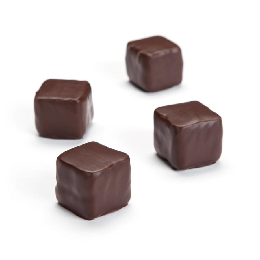 Dark-chocolate covered raspberry marshmallows - Photo 0