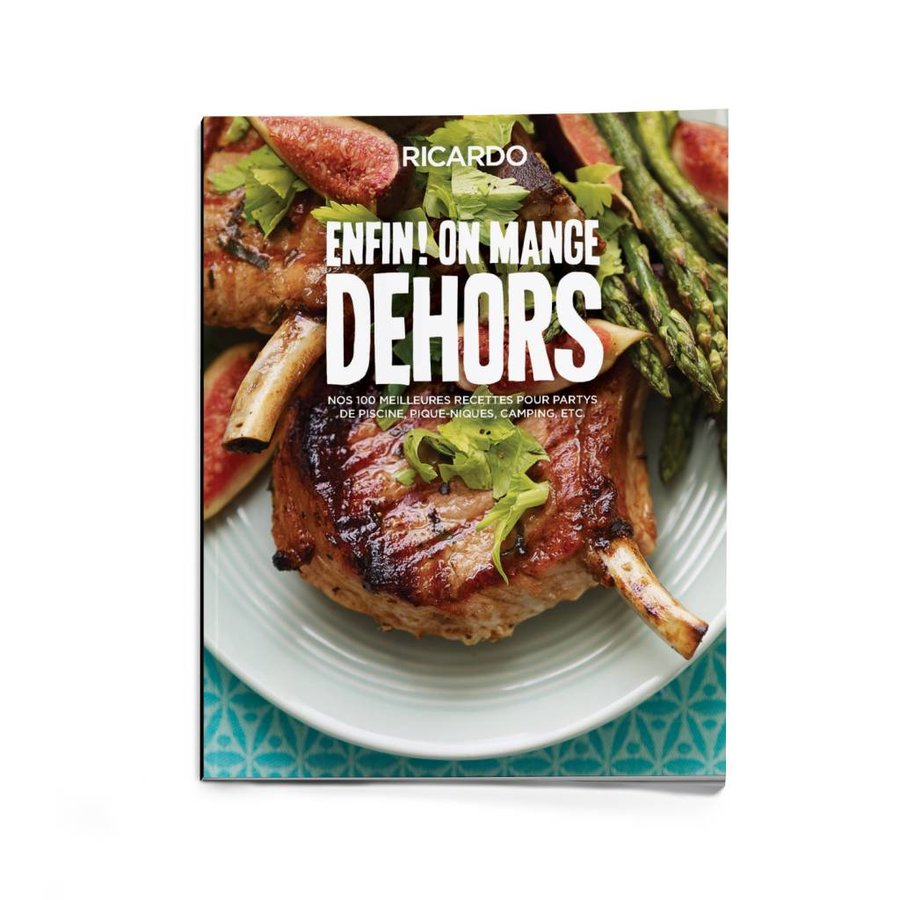 Bookazine « Enfin ! On mange dehors » - Photo 0