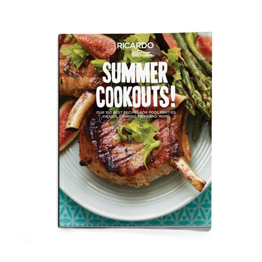 """Bookazine """"Summer Cookouts!"""" (version anglaise) - Photo 0"""