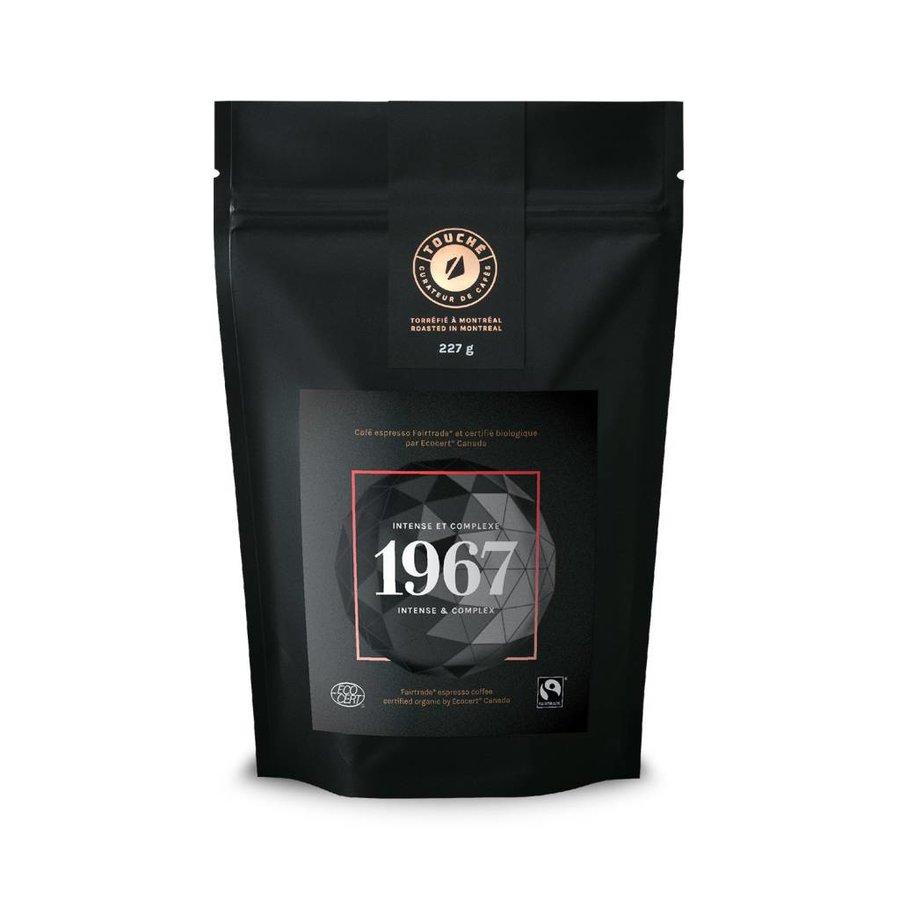 "Bag of Café Touché ""1967"" coffee (8 oz / 227 g) - Photo 0"