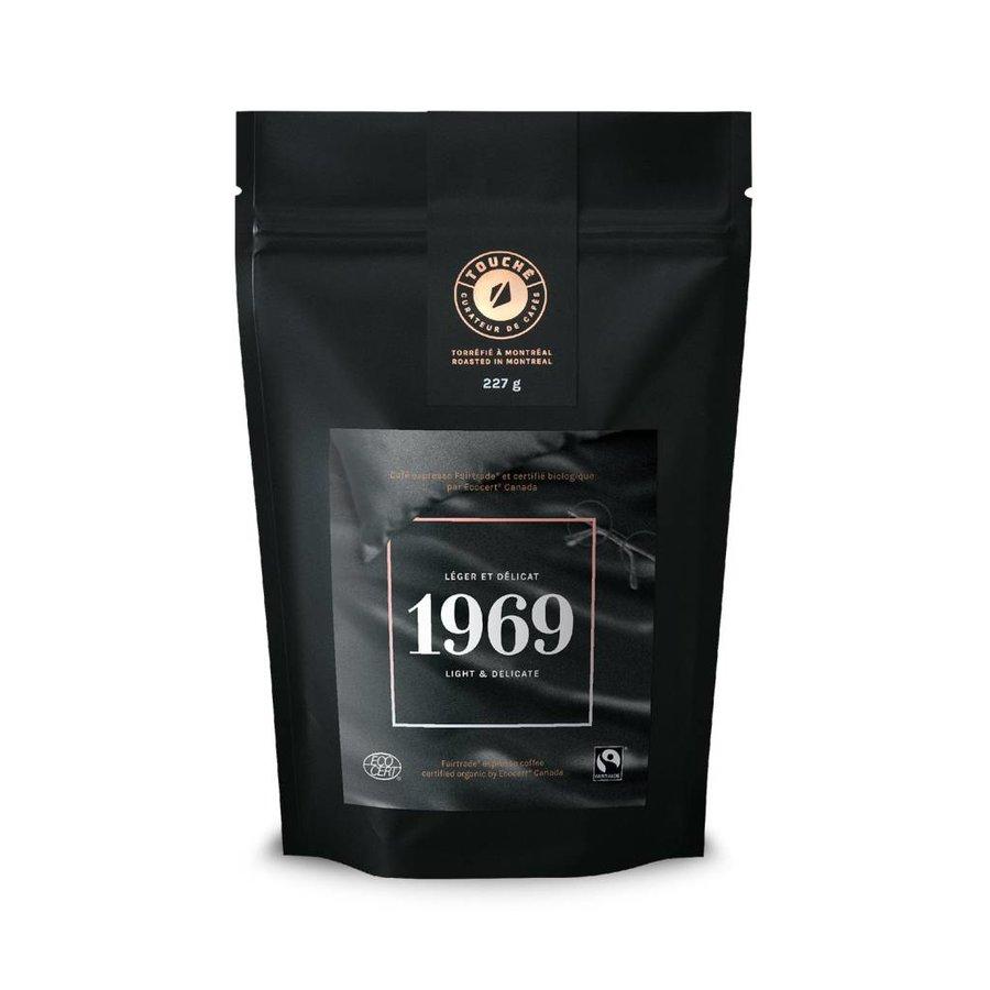 Sac de café Touché « 1969 » de 227 g - Photo 0