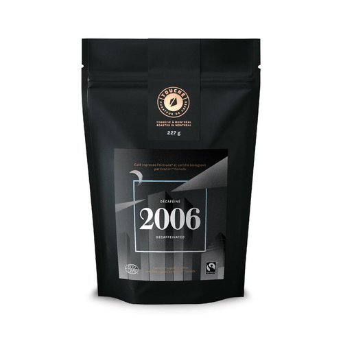 "Bag of Café Touché ""2006"" coffee"