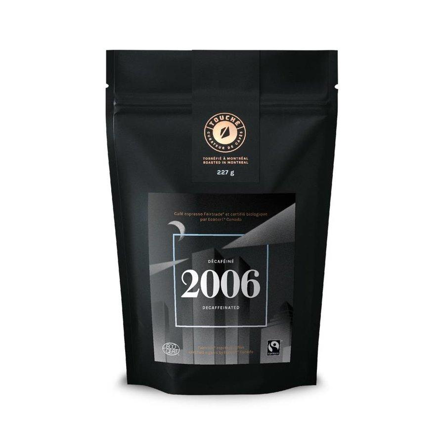"Bag of Café Touché ""2006"" coffee (8 oz / 227 g) - Photo 0"