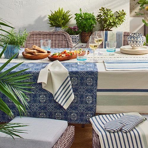 Bring the Mediterranean  to Your Table