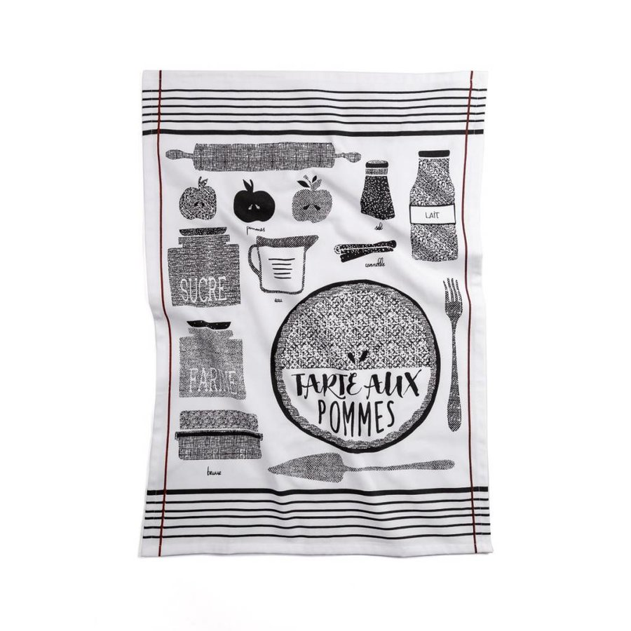Apple Pie Tea Towel - Photo 0