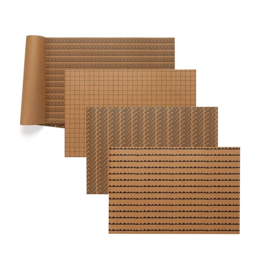 Napperons de papier aux motifs variés - Photo 0
