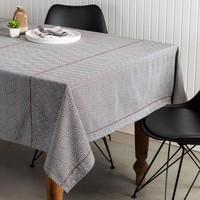 Diamond Herringbone Tablecloth