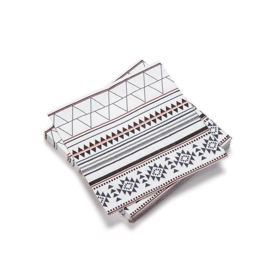 Santa Fe Paper Table Napkins - Photo 0