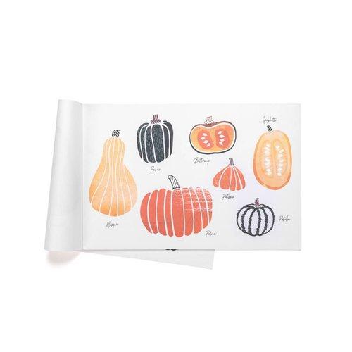 Squash Paper Placemats